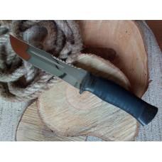 """Нож кованый """"Златоуст"""" Н56 (сталь ЭИ-107)"""