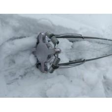 """Хапуга нового поколения """"Кросс-85""""  (рыболовный зонт, хлопушка, паук) с косынками высотой 85 см"""
