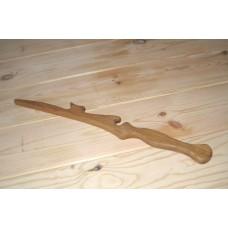 Удочка-махалка фигурная (ручная работа) для зимней рыбалки