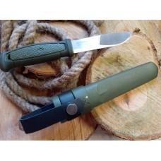 Нож Morakniv KANSBOL  (нержавеющая сталь), крепление MULTI-MOUNT, Швеция