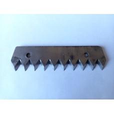 Нож для HEINOLA (d=250 мм, 2 отверстия)